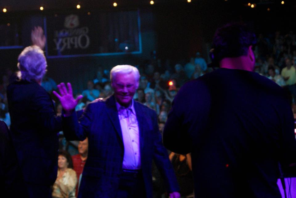 09.13.2011 -- George Jones 80th Birthday Party at the Grand Ole Opry