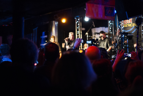 Rascal Flatts at Fiddle & Steel
