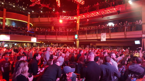 Midnight Yell at Wildhorse Saloon