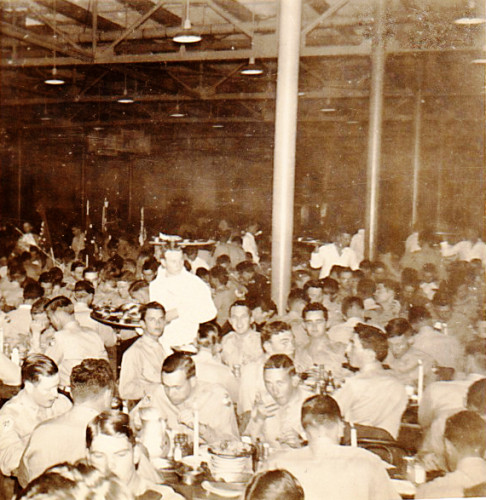 A&M Mess Hall -- Late 1940s